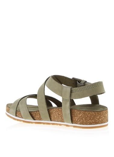 Timberland Sandalet Yeşil
